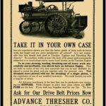 rick advance thresher 1