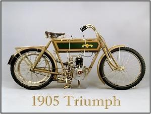 1905 triumph
