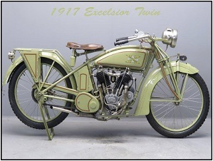 1917 excelsior twin
