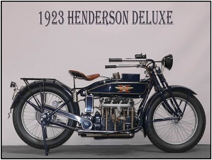 1923 henderson deluxe