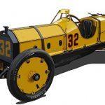Indianapolis 500 1911 Marmon Wasp