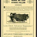 advance thresher 4