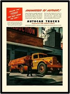 autocar truck 6
