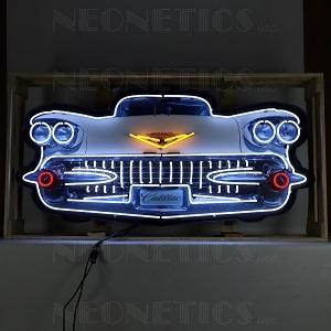 9GRLCD Cadillac Grill