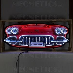 9GRLCV Corvette C-1