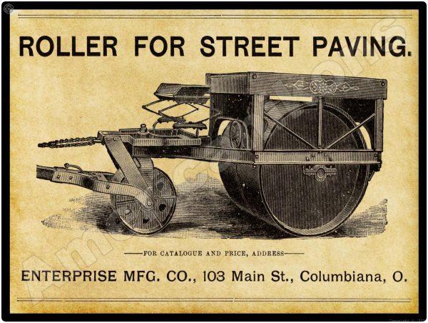 1894 Enterprise Mfg.