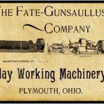 1894 Fate Gunsaullus Co.