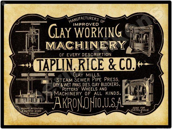 1894 Taplin Rice & Co.