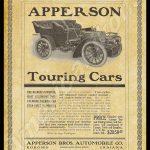 echo 1904 apperson automobiles