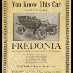 echo 1904 fredonia automobile