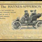 echo 1904 haynes apperson